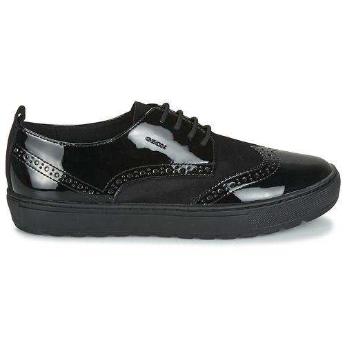 Nuestra compañía pelo Derecho  Women`s Oxford Shoes GEOX D Prestyn B D745WB 038PV C9999