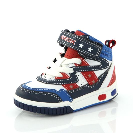 c43b0eb674 GEOX Light Up sneakers-Boys -BRANDS - GEOX - BREATHABLE RUBBER ...