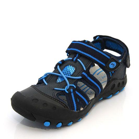 Kids` sandals GEOX closed toe