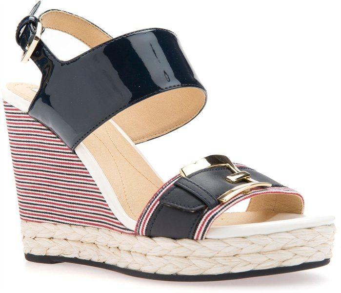 geox boots childrens, Women Sandals Geox JANIRA Platform