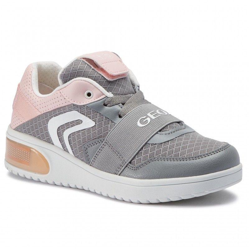 Light Up Shoes GEOX J928DA 014BU C1F8W
