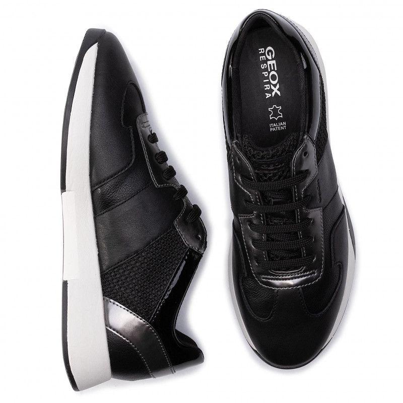 Women's Sneakers GEOX SUZZIE D94FRB 08554 C9999 black