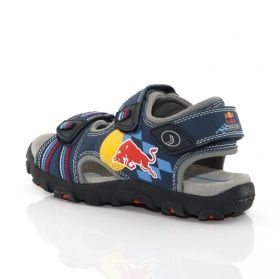 Детски Сандали GEOX Red Bull Racing J32KAB 05014 C0200 - сини