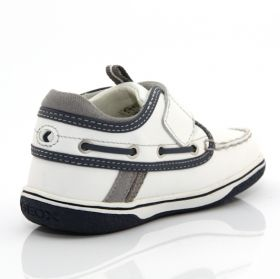 GEOX moccasins (white)