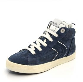 GEOX CREAMY sneakers (blue/white)