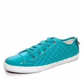Women's Sneakers GEOX D4258B 000HH C3035 (emerald)