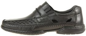 Rieker 03856-00 shoes (black)