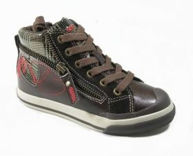 Brown Sneakers GEOX J0321V 05404 C6006