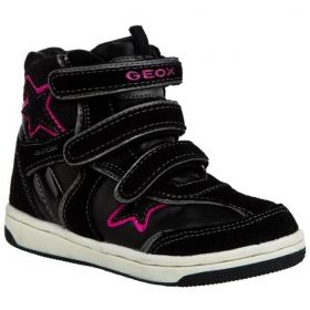 Girls' Sneakers GEOX J34L5D 05422 C9999 (black)