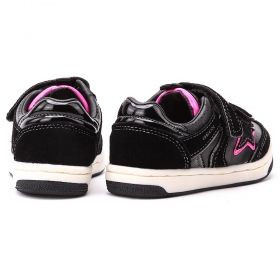 Girls' Sneakers GEOX CREAMY J34L5C 05422 C9999 (black)