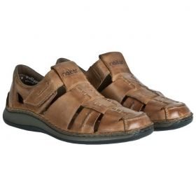 Men's Shoes RIEKER 05275-25 (brown)