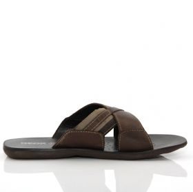 Men's flip flops GEOX U S.IMAGE U2219E 04311 C6006 (brown)