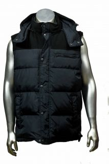 GEOX M2425E T0021 F9000 MAN DOWN JACKET BLACK
