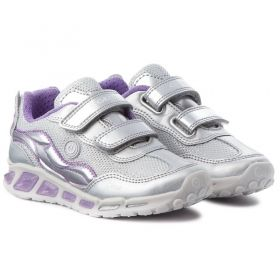 Light Up Shoes GEOX J8206C 0AJAS C1316