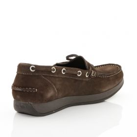 Men`s SWISSIES moccasins (brown)