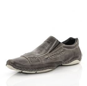 RIEKER 06164-45 Men's loafers (grey)