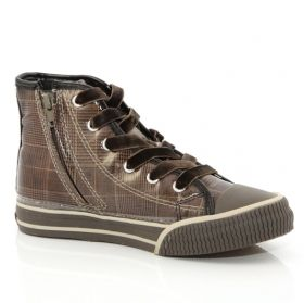 Brown Sneakers GEOX J9321R 000CQ C6000