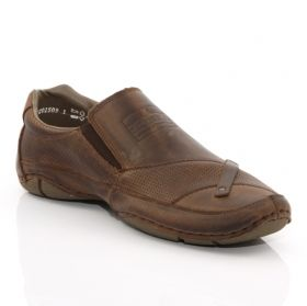RIEKER 06154-25 Men's Shoes (brown)
